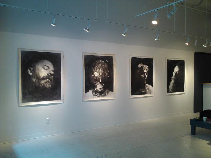 AS220 Gallery Installation
